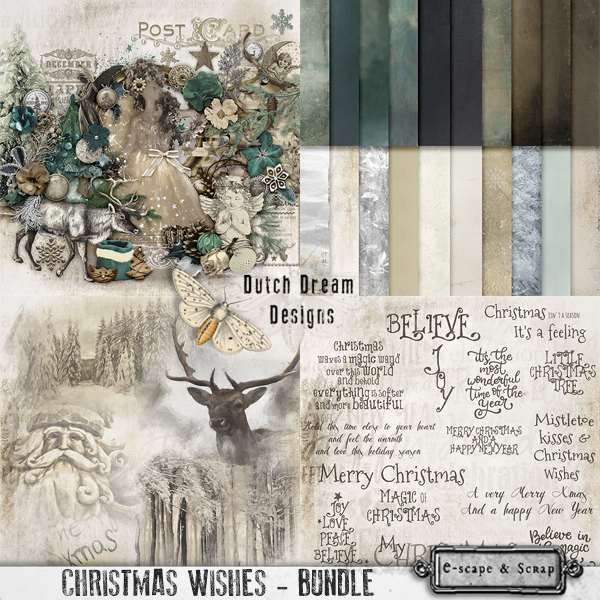 CHRISTMAS WISHES BUNDLE