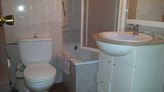 piso en venta castellon calle rio jucar wc