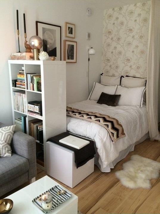 Sypialnia Pomysly Na Aranzacje Malej Przestrzeni Codziennie