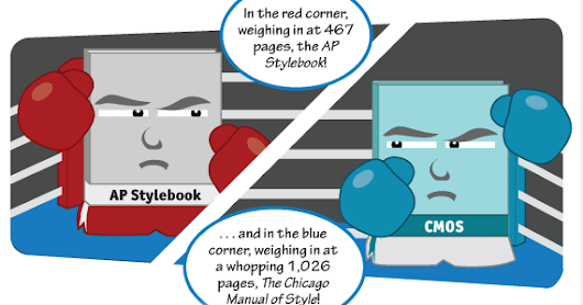 Editor's Notes #26: Chicago v. AP Style