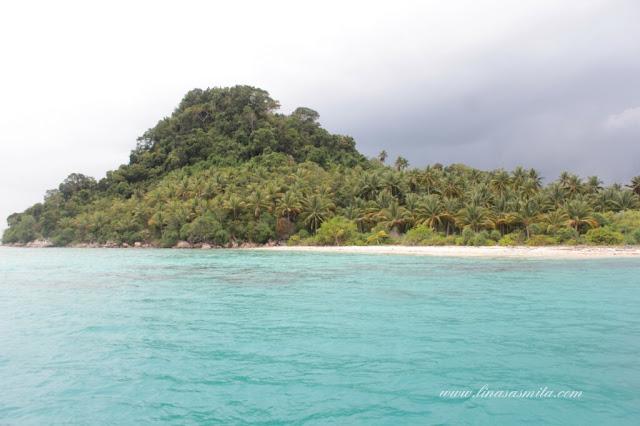 Pulau Ipan Jemaja Anambas