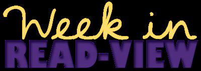 Week in READ-view 11/3