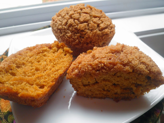 Featured Recipe | Pumpkin Pie Muffins from Secrets from the Cookie Princess #SecretRecipeClub #recipe