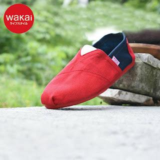 Sepatu wakai murah