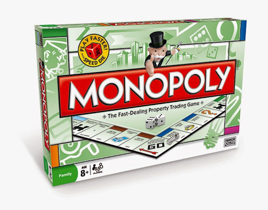 Playing Monopoly
