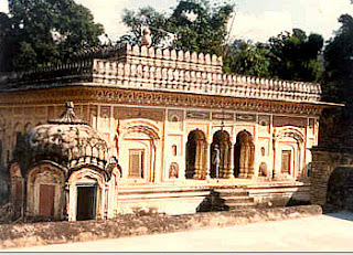 Narvdeshwar temple.
