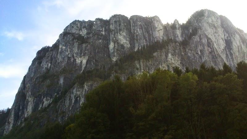 Klettersteig Drachenwand Topo : Österreichischer klettersteig drachenwand mit einem drachenloch