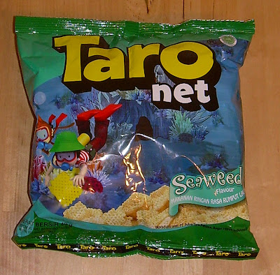 Hasil gambar untuk taro snack