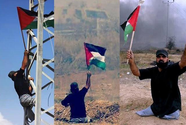 Jadi Perbincangan Dunia, Keberanian Pria Palestina Berkursi Roda Ini Hadapi Tentara Israel Sebelum Kepalanya Ditembak....