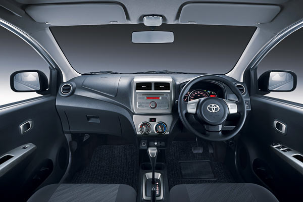 toyota yaris trd sportivo manual all new alphard vs vellfire gambar interior mobil agya terbaru dan eksterior ...