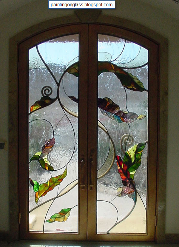 Amazing Stained Glass Decorations For Doors ~ painting on ...