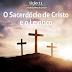 Lição 11 - O Sacerdócio de Cristo e o Levítico