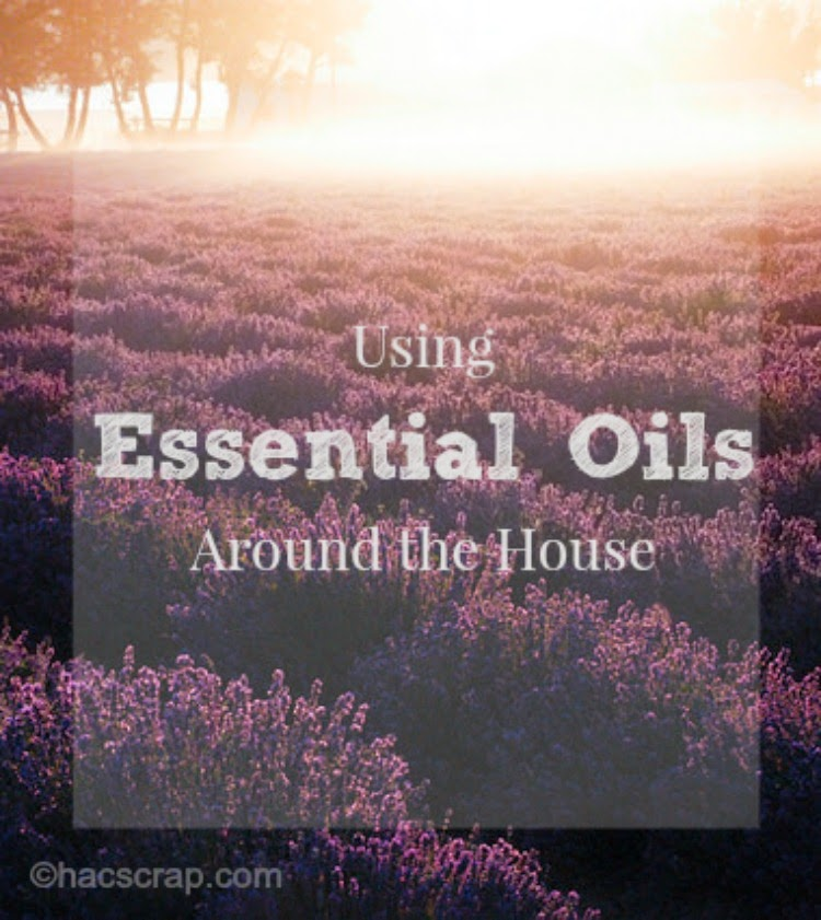 How you can use the power of essential oils in your own home.