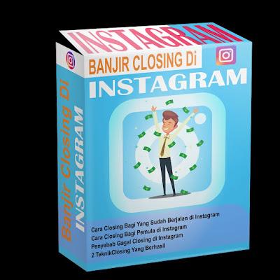 Ledakan Omzet Bisnis Dengan Mudah Dari Instagram Biar Closing Berkali kali