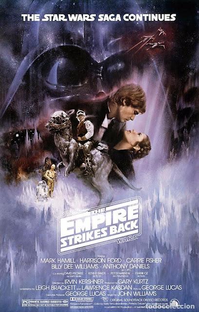 Poster de Starwars Episodio V