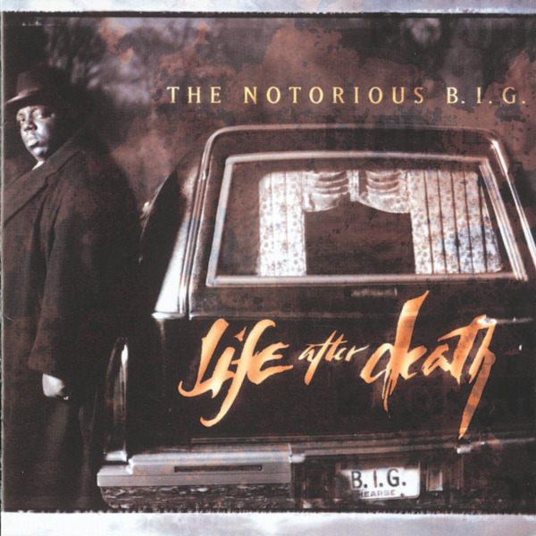 The Notorious B.I.G. - Life After Death Cover
