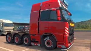 Volvo FH16 Classic Heavy Duty Addon v1.1