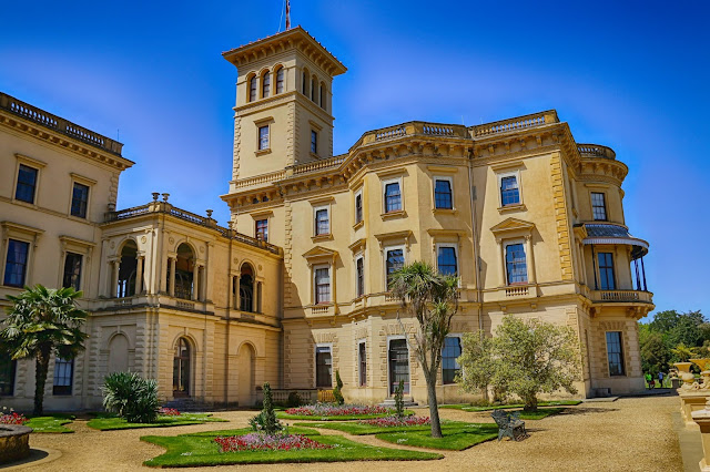 osborne house gardens may