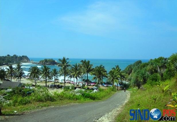 Rute Menuju Kawasan Wisata Pantai Klayar Pacitan