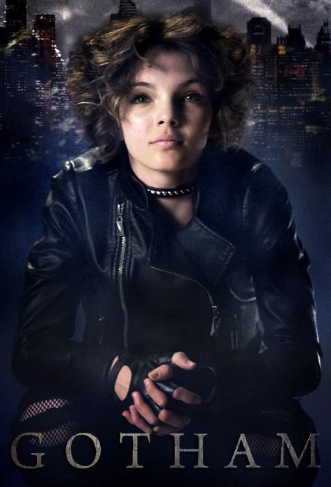 Gotham Poster - Catwoman
