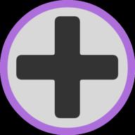 more button outline