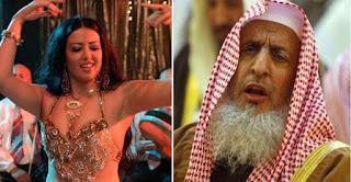 """عـاجل/ مفتي السعودية """"الأخت سمية الخشاب تستحق ختم النبوة بجدارة لدورها المتميز في أفلامها"""""""
