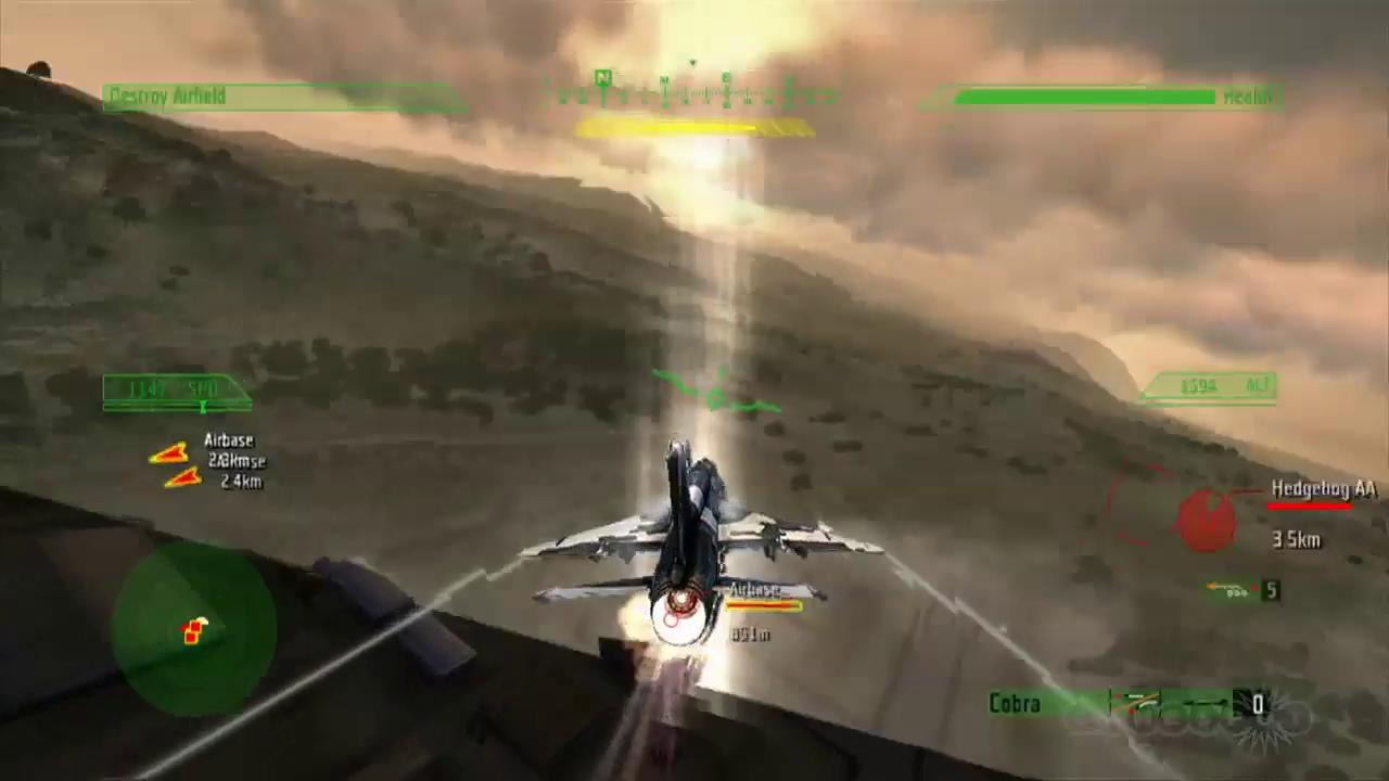 JASF: Jane's Advanced Strike Fighters - Full Version Game