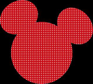 Kit Completo Minnie Vermelha Com Molduras Para Convites Rotulos