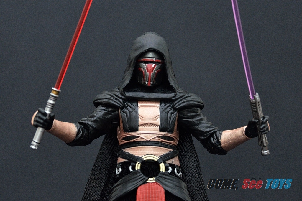 Star Wars Black Series DARTH REVAN