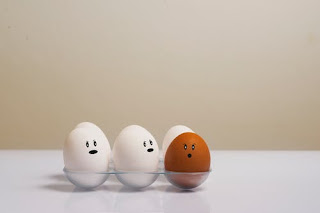 Eat eggs for healthy skin