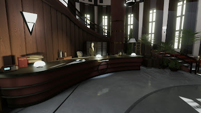 The Spectrum Retreat Game Screenshot 3