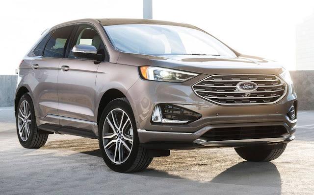 Nova Ford Edge Titanium Elite: fotos e detalhes