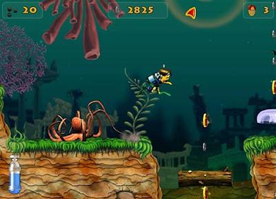 تحميل لعبة هجوم القرش - Download Shark Attack Game