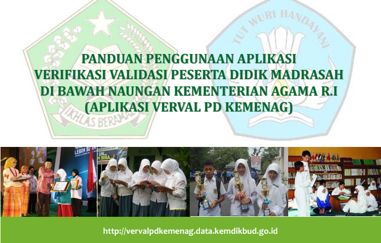Download Mekanisme Verval PD Kemenag Tahun  2019