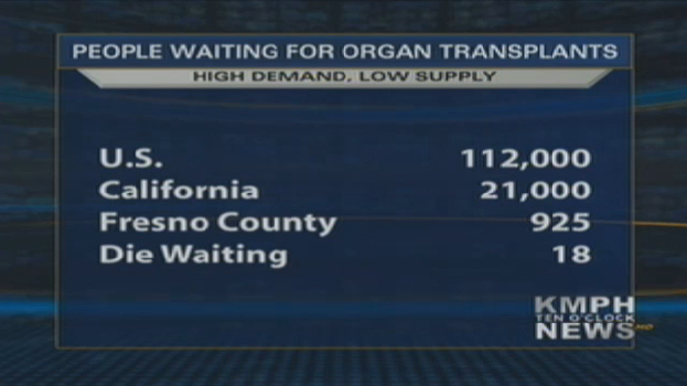 Patients Waiting For Organs Turn To Facebook For Living Donors