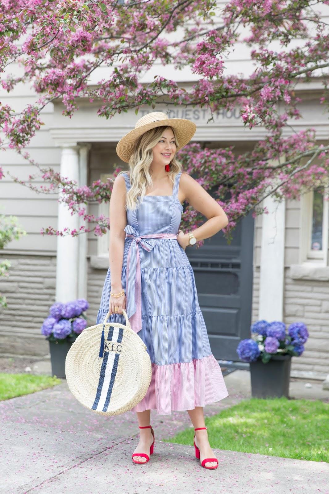 cb020f8fab0 Tiered Maxi Dress
