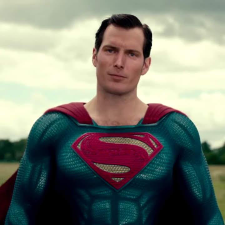 Christopher Reeve in Justice League :「ジャスティス・リーグ」のオマケのザ・フラッシュとの競争シーンのスーパーマンを、故クリストファー・リーヴにしてみたディープフェイクのビデオ ! !