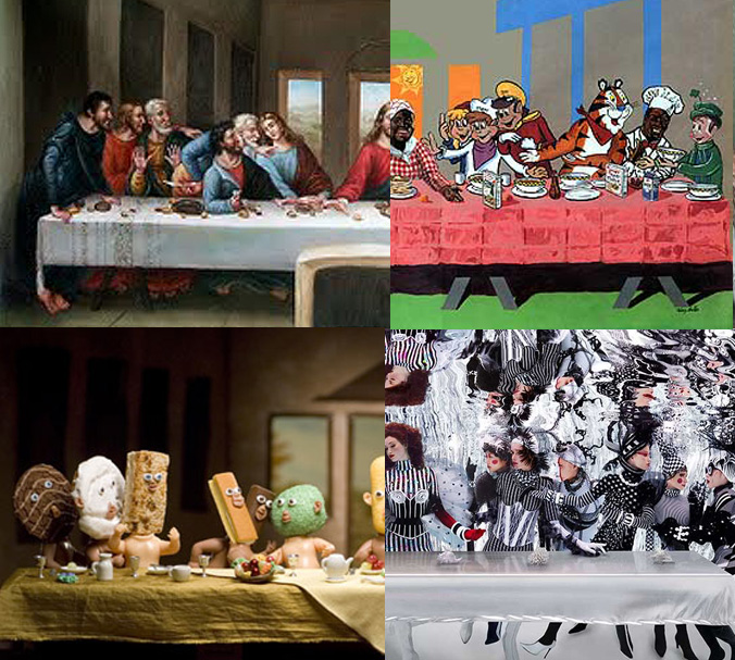 Interpretations of Da Vinci's The Last Supper