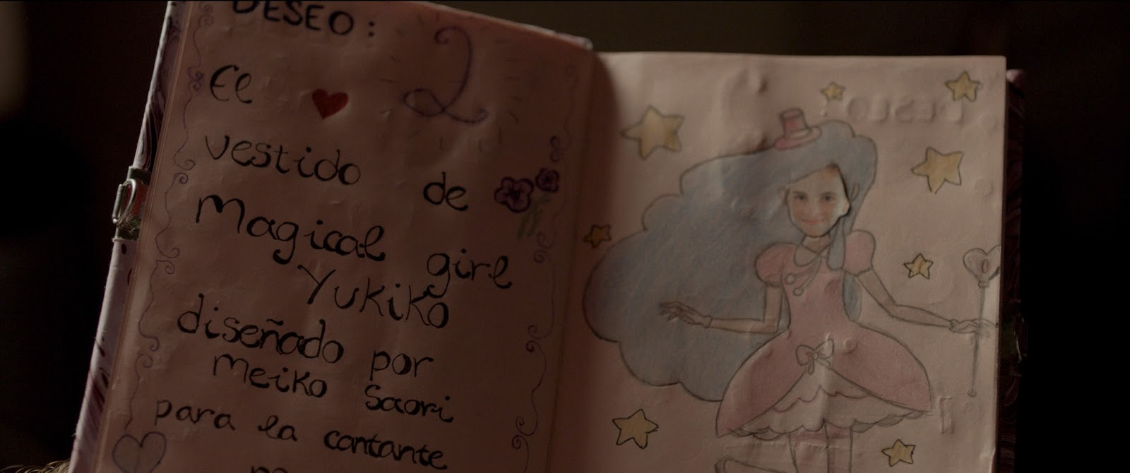 Magical Girl - Diario de Alicia