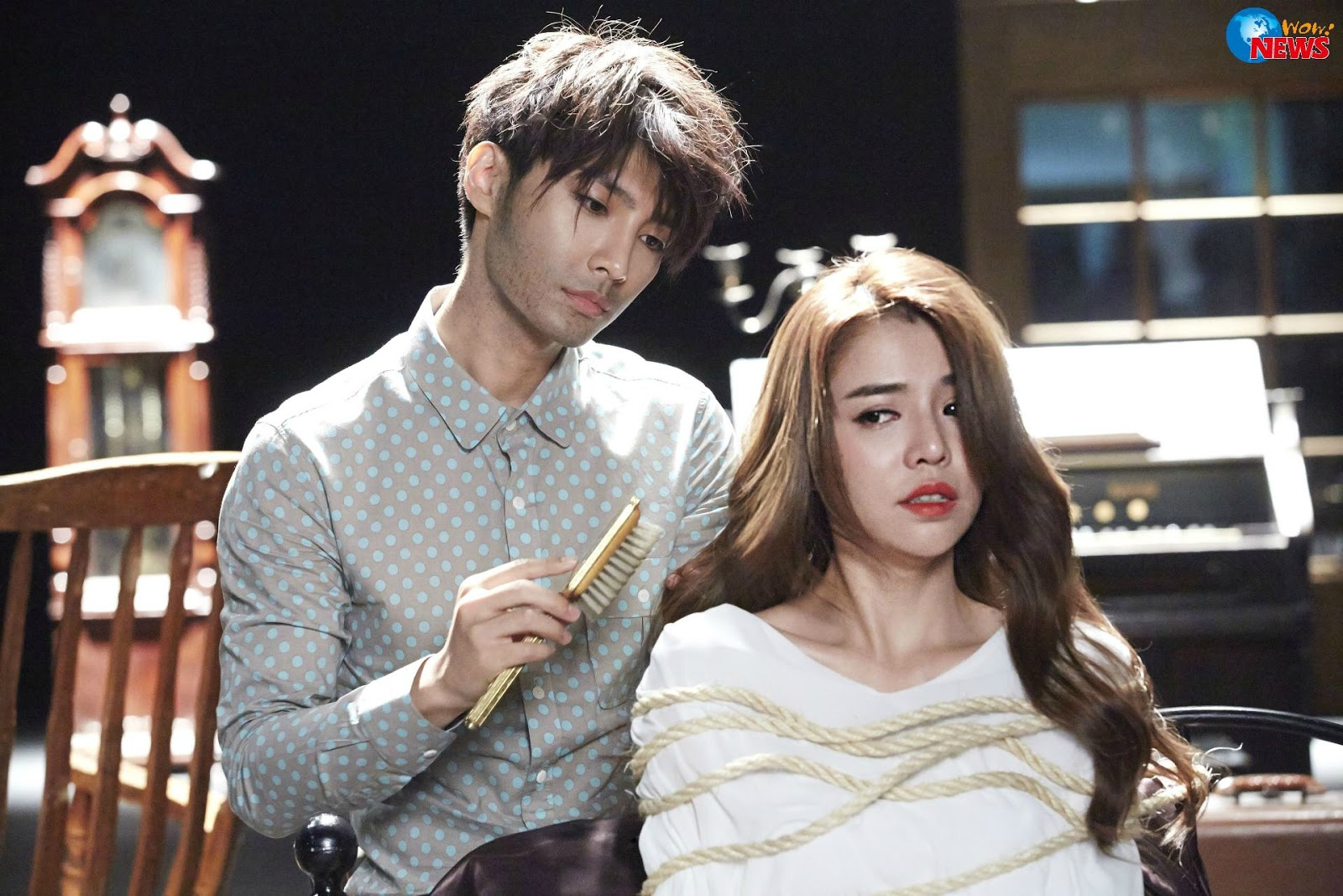 Aaron Yan Fall In Love With Me Wallpaper Best Drama Couple 3 Lucia Obsessions