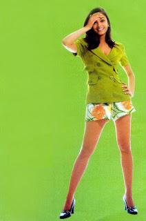 Aishwarya Rai In Shorts
