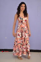 Actress Richa Panai Pos in Sleeveless Floral Long Dress at Rakshaka Batudu Movie Pre Release Function  0012.JPG