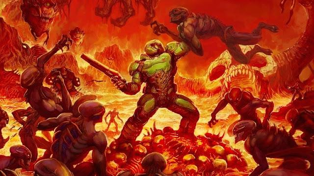 الكشف عن حجم نسخة Doom لجهاز Nintendo Switch