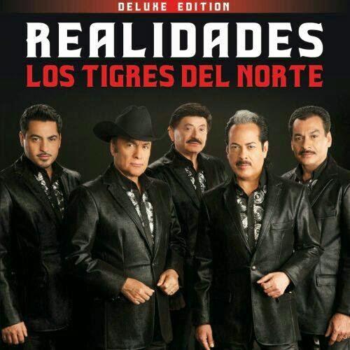 Los Tigres Del Norte - Realidades (Deluxe Edition) (Disco 2014)