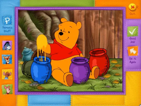 Pooh's Hunny Quest