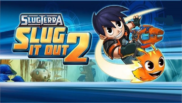 Download Slugterra Slug it Out 2 Mod Apk Data Game