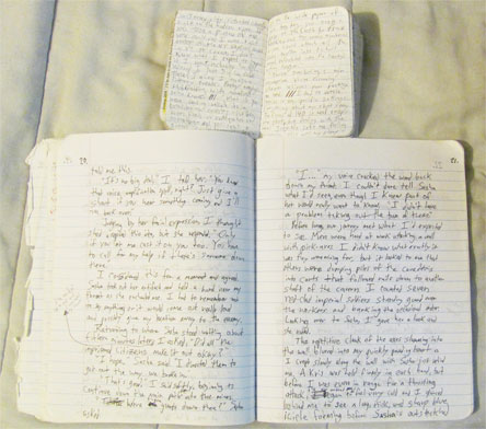 Cryptomnesia: The Physical Writing Process [Pt. 6 Franz ...