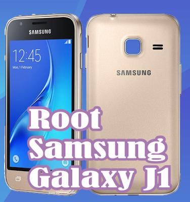 Cara Root Samsung Galaxy J1