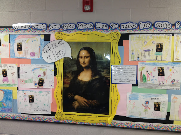 Teacher With Ponytail Awesome Bulletin Boards