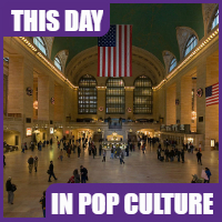 Grand Central Station opened on February 2, 1913.